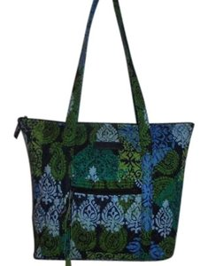 Vera Bradley Tote in Wildflower Garden