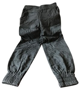 Built By Wendy Track Wool Trouser Pants Grey