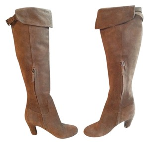 Sam Edelman Putty suede Boots