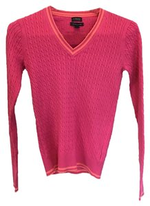 Tommy Hilfiger Fall V-neck Lightweight Sweater