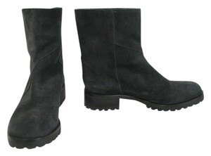 Barneys Co-Op Suede Bootie VINTAGE BLACK Boots