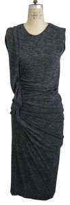 CHARCOAL Maxi Dress by Isabel Marant