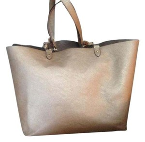Ralph Lauren Tote in Gold