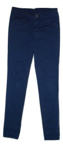 American Eagle Outfitters Skinny Fitted Cotton Skinny Jeans