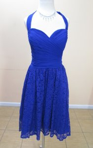 DaVinci Bridal Cobalt/Cobalt 60199 Dress