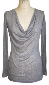 Splendid Modal Cowl Neck Sweater