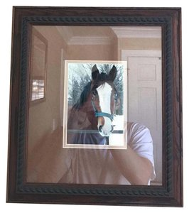 Other Custom Framed Horse Picture