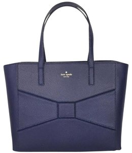 Kate Spade Tote in French Navy