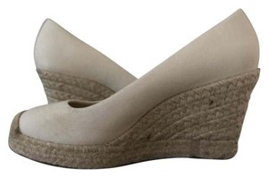 J.Crew Beige Wedges