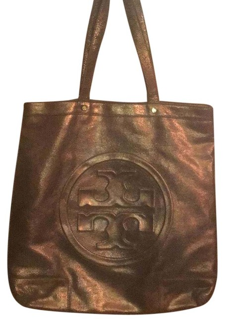 Tory Burch 31085008 Gold Tote Tory Burch 31085008 Gold Tote Image 1