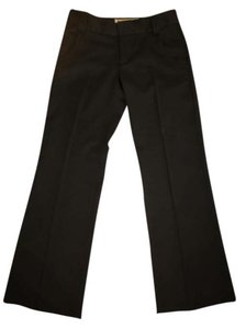 L.A.M.B. L.a.m.b. 100% Wool Wide Leg Pants Black