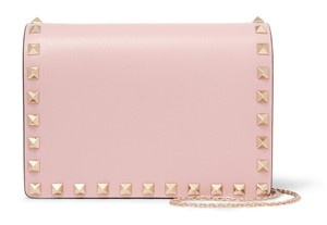 Valentino Rockstud Studded Leather New Mini Shoulder Bag