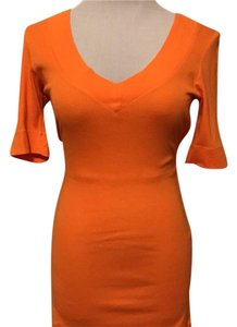 Express T Shirt Orange
