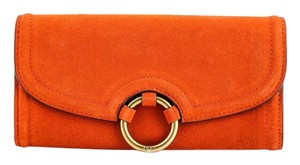 Tory Burch * Tory Burch Tassel Envelope Continental Wallet