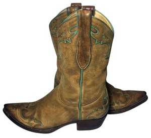 Old Gringo Size 7 Cowgirl 7 Cowgirl Size 7 Brown Boots