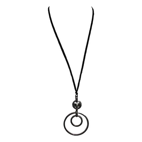 Preload https://img-static.tradesy.com/item/20333421/dior-silver-german-christian-modernist-circle-link-necklace-0-0-540-540.jpg