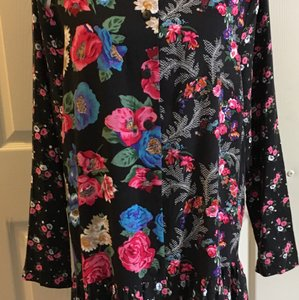Venezia by Lane Bryant short dress multi color on Tradesy