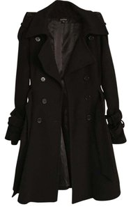 bebe Wool Winter Trench Coat