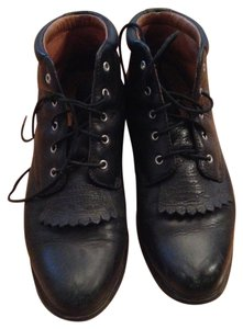 Ariat Leather Equestrian Black Boots