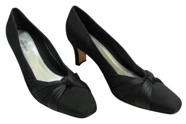 Ros Hommerson Black New Excellent Condition Pumps Size US 8 Narrow (Aa, N) Ros Hommerson Black New Excellent Condition Pumps Size US 8 Narrow (Aa, N) Image 1