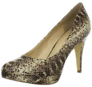 Enzo Angiolini Leopard Pumps