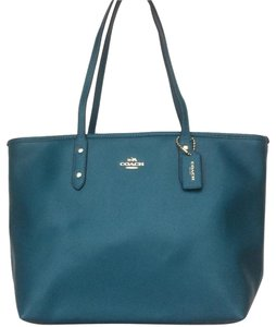 Coach Nwt New With Tags Tote in Atlantic Blue