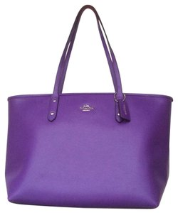 Coach Nwt New With Tags Tote in Purple
