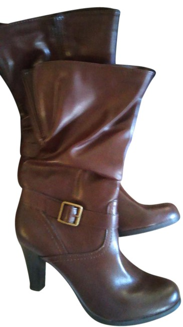 Item - Brown Classic Boots/Booties Size US 10 Regular (M, B)