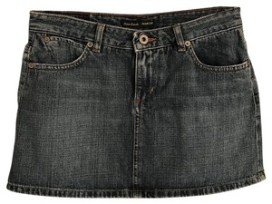 Guess Jean Mini Skirt Denim