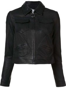 A.L.C. Motorcycle Leather Jacket