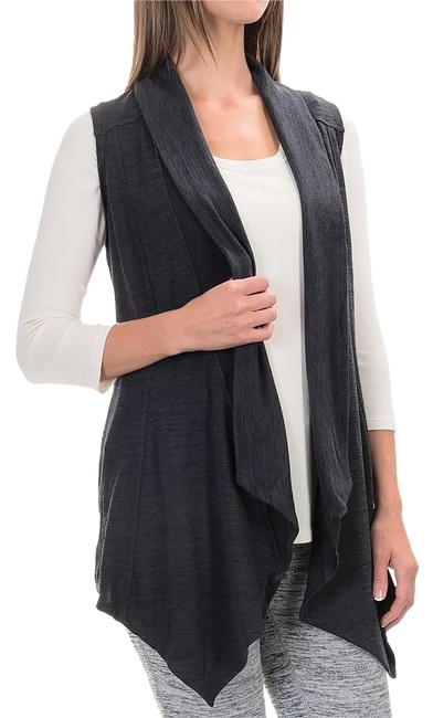 Preload https://img-static.tradesy.com/item/20336024/90-degree-by-reflex-heather-charcoal-open-front-cardigan-sweater-vest-size-4-s-0-1-650-650.jpg