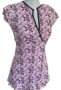Sweet Pea by Stacy Frati Top pink multi