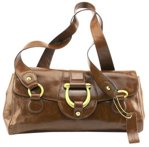 Apt. 9 Satchel in Brown
