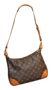 Louis Vuitton Monogram Classic Vintage Boulogne 30 Shoulder Bag