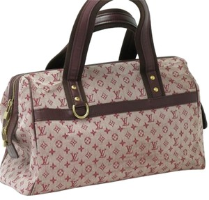 Louis Vuitton Speedy Alma Satchel Duffle Keepall Shoulder Bag