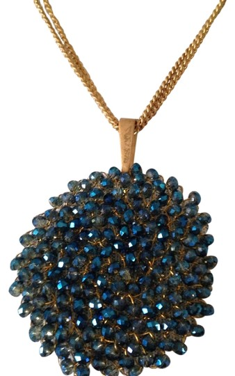 Preload https://item5.tradesy.com/images/kenneth-cole-royal-blue-gold-tone-woven-faceted-bead-necklace-only-matching-earrings-sold-seperately-2033669-0-0.jpg?width=440&height=440