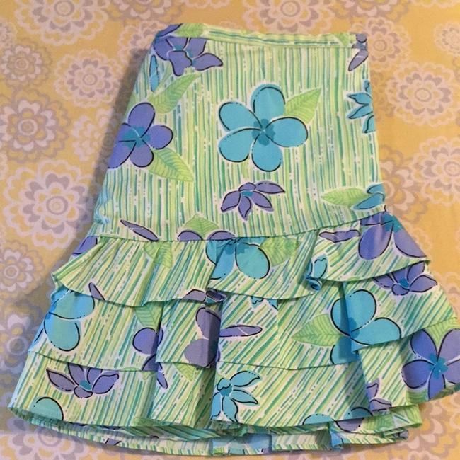 Lilly Pulitzer Skirt Green