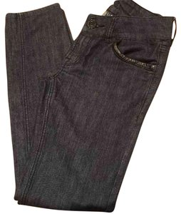 Buffalo David Bitton Skinny Jeans-Dark Rinse