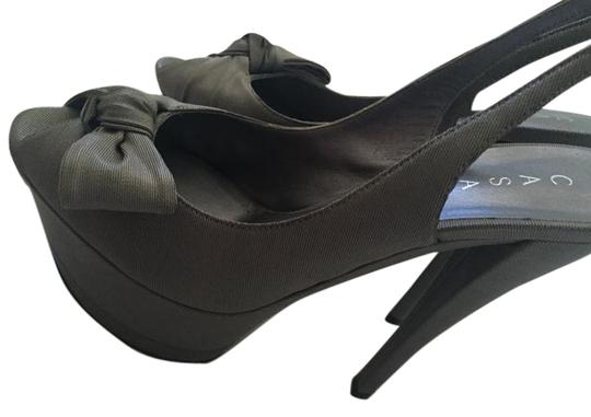 Casadei Heels grey Pumps
