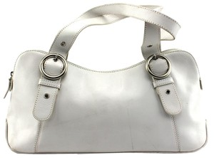 Preston & York Satchel in White