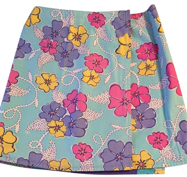 Lilly Pulitzer Mini Skirt Multicolor