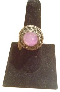 Jewelry mfg Amethyst Sterling Ring