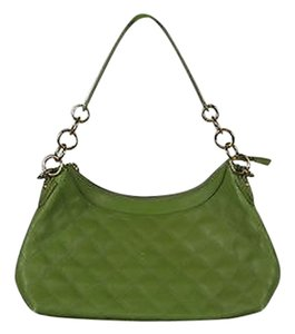 Talbots Womens Quilted Casual Handbag Shoulder Bag