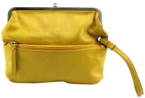 Latico Yellow Clutch
