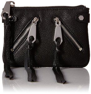Rebecca Minkoff Moto Pouch New With Tags Free Shipping Tote in Black