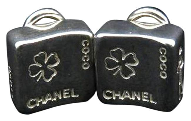 Item - Silver Clover 925 Clip-ons 212461 Earrings