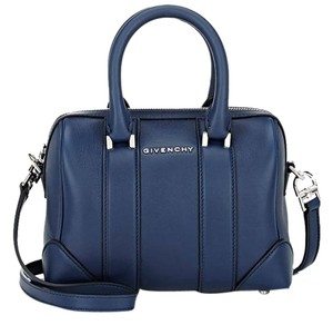 Givenchy Lucrezia Mini Satchel in blue