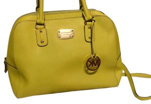 MICHAEL Michael Kors Satchel in apple
