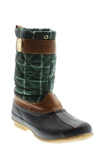 Tommy Hilfiger New With Defects Snow Synthetic 3536-0544 Boots