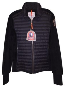 Parajumpers Italian Soft Detail Warm Fitted Black Jacket